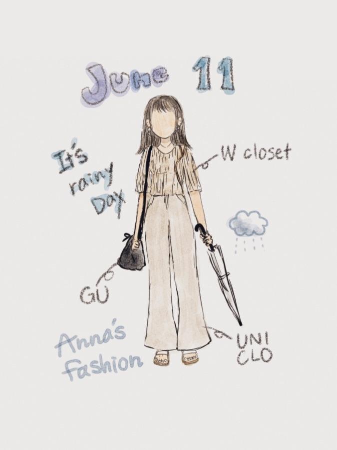Anna's fashion