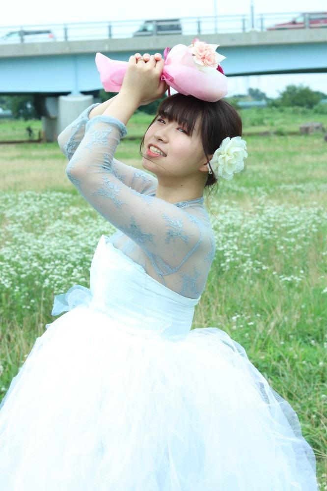 色に染まる花嫁へ