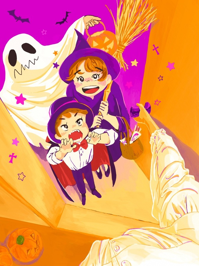 ☆trick☆or☆treat☆