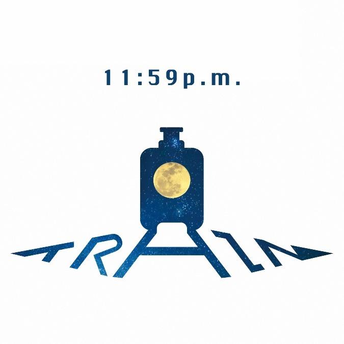 夜陰の列車