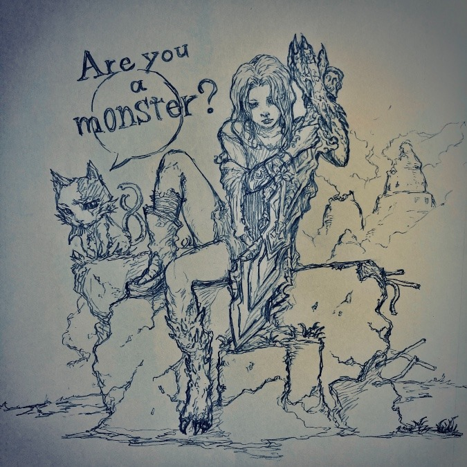 Are you a monster?